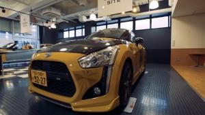 스트라타시스, 일본 다이하쓰 차량 커스텀 디자인 '이펙트 스킨' 3D 프린팅 제작에 활용