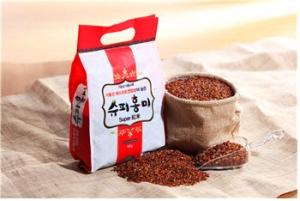 농업회사법인 새싹, 당뇨 억제 성분 가진 '슈퍼홍미 쌀' 론칭