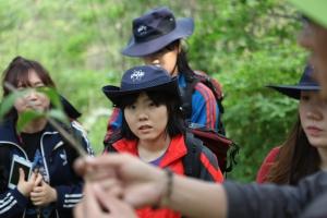국립평창청소년수련원, 청소년 숲 해설사 양성을 위한 캠프 실시