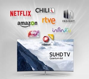 삼성전자가 퀀텀닷 SUHD TV의 혁신적인 화질 기술을 앞세워 유럽 HDR 콘텐츠 파트너십을 대폭 확대한다
