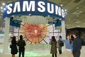 삼성전자가 26일부터 4일간 서울 코엑스에서 열리는 KES 2016에서 스마트 라이프를 선도하는 다양한 혁신 제품 체험의 장을 마련했다