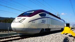 현대로템, 세 번째 고속열차 SRT 영업운행 투입