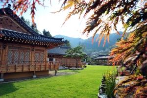 복합휴양공간 청계산 송백수목원