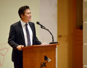 SK텔레콤 4차 산업혁명 시대, New ICT의 패러다임을 주도하는 대표기업으로 도약하기 위해 공격적인 투자에 나선다. SK텔레콤 박정호 사장