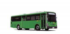 현대차의 시내버스 모델 에어로시티가 첨단 안전사양을 한층 보강한 2017년형 모델로 새롭게 단장하고 18일부터 본격적인 판매에 돌입했다