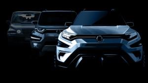 쌍용자동차가 3월 제네바모터쇼를 통해 콘셉트카 XAVL을 최초로 공개하고 XAVL의 렌더링 이미지를 20일 공개했다
