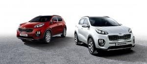기아차가 21일 기아차 대표SUV인 스포티지의 가솔린 모델을 출시하고 본격적인 판매에 돌입한다