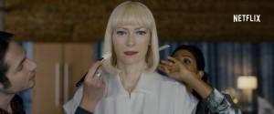 넷플릭스가 봉준호 감독과 함께 제작한 옥자의 티저 예고편을 네이버를 통해 전세계 최초로 공개했다
