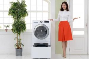 LG전자가 LG 트롬 트윈워시 제품 라인업을 늘리며 신개념 세탁 문화의 저변을 대폭 키운다