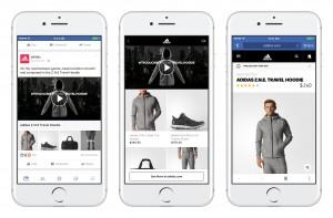 페이스북이 새로운 몰입형 광고 제품인 컬렉션을 통해 신선한 모바일 쇼핑 경험을 선사한다