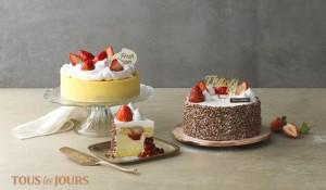 뚜레쥬르가 비주얼을 한층 업그레이드하고 엄선한 재료로 만든 프리미엄 케이크 18종을 출시한다