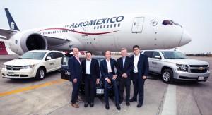 허츠렌터카기 아에로멕시코와 독점적인 글로벌 제휴를 체결했다