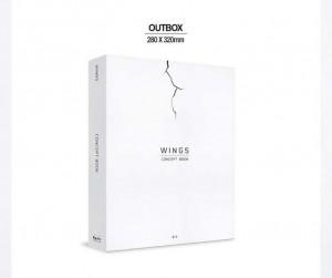 예스24가 6월 19일부터 25일까지 집계된 음반 판매순위를 발표했다. 사진은  방탄소년단의 BTS Wings Concept Book
