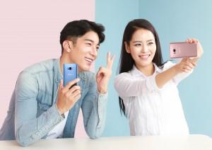 삼성전자가 갤럭시 S8+ 로즈 핑크, 갤럭시 S8 코랄 블루 색상을 30일 국내에 출시한다