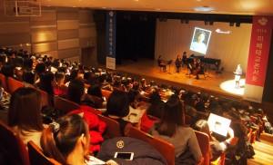 미래전람이 미베 베이비엑스포 부대행사로 제14회 미베 태교콘서트를 개최한다. 사진은 지난 미베태교콘서트 전경
