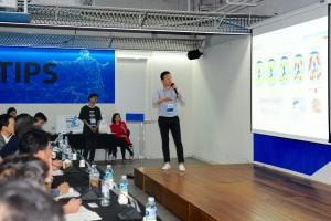 중소벤처기업부가 제1회 비욘드 행사를 성황리에 개최했다