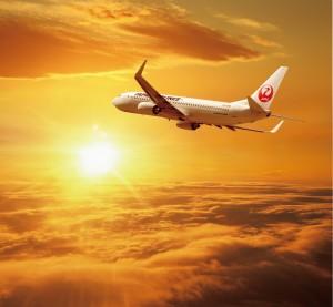 일본항공이 부산노선 취항 50주년 기념 더블 마일 캠페인을 실시한다