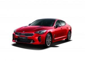기아자동차가 고객 선호도 높은 성능과 디자인 요소 장착한 스팅어 드림 에디션을 17일 출시한다