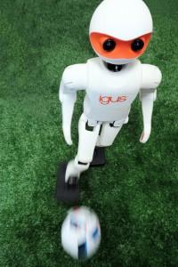 이구스 휴머노이드 플랫폼이 로보컵 2017 휴머노이드 풋볼 리그에서 우승을 차지했다