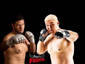 임준수와 마제우스 실바가 11월 27일 엔젤스파이팅 초대 무제한급 챔피언 벨트를 걸고 격돌한다