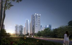 롯데건설이 서울 서초구 잠원동 신반포 13,14차 재건축 시공사로 선정됐다