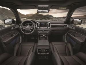쌍용자동차가 2017 프랑크푸르트모터쇼를 통해 유럽시장에 G4 렉스턴을 출시하고 티볼리 아머를 새롭게 선보이는 등 유럽시장 라인업을 대폭 보강하고 판매 확대에 나선다
