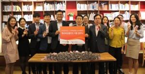 캐시비와 한국이주배경청소년지원재단이 업무협약을 체결하고 교통카드 지원에 나섰다