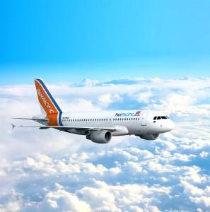 팬퍼시픽항공 A320 기종