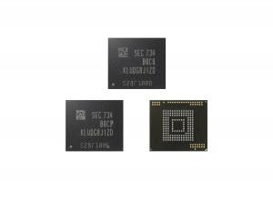 삼성전자가 세계 최초로 차세대 자동차용 128GB eUFS를 선보이며 프리미엄 메모리 시장 확대에 나섰다