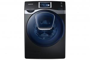 삼성전자 드럼세탁기 애드워시가 무세제 통세척 기술로 녹색인증을 받았다