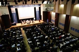 파워피티가 주관하고 서울산업진흥원, 대한프레젠테이션협회가 주최한 프레젠테이션월드2015
