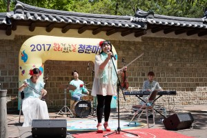 청춘마이크 서울의 공연이 10월 25일 서울 4개 지역에서 열린다