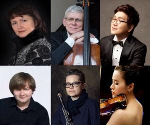 러시아 글린카 국립음악원 교수진과 티앤비엔터테인먼트 아티스트들이 러시아 야쿠티아 국립 오케스트라와 한국 투어공연을 가진다