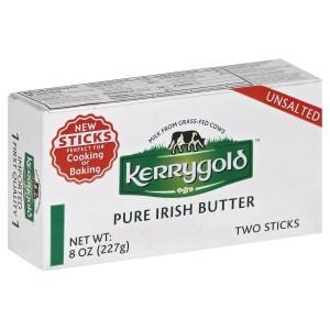 남양유업이 아일랜드 최대 유제품 협동조합 오누아가 생산하는 목초발효버터 케리골드를 국내 독점 판매한다