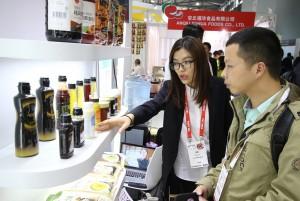 CJ프레시웨이가 11월 14일부터 3일간 중국 상해 신국제박람센터에서 개최된 상해 식품박람회에 참가해 해외 판로 개척 활동을 성공적으로 마무리했다