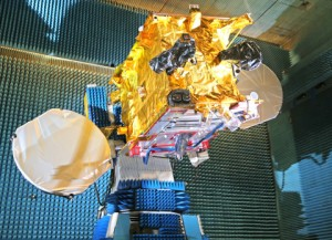 Echostar 105/SES-11 Now Operational at 105 Degrees West