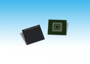 도시바 메모리 코퍼레이션이 64레이어 BiCS 3D 플래시 메모리를 채용한 UFS 디바이스를 공개했다