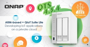 QNAP의 새로운 정식 펌웨어 QTS 4.3.4