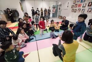 어라운디 우리동네 돌봄히어로가 서울시청에서 찾아가는 놀이돌봄 교실을 개최했다