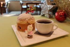 블랑카 파네토네 커피세트