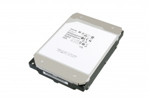 CMR 방식의 14TB HDD 도시바 MG07ACA 시리즈