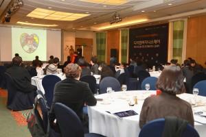 국민대학교 디자인융합벤처창업학교가 15일 홍은동 그랜드힐튼호텔에서 2017 디자인 비지니스 데이를 성황리에 개최했다