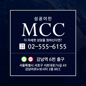 성공이민 MCC 정보