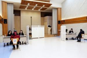 시립서울장애인종합복지관이 12월 14일 강동구장애인일자리사업 참여자 선발을 진행하였다