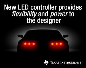 TI는 MOSFET이 내장되지 않은 최초의 3채널 하이사이드 선형 자동차 LED 컨트롤러 제품을 출시한다