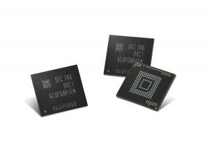 삼성전자가 세계 최초로 차세대 모바일기기용 512GB eUFS를 양산한다
