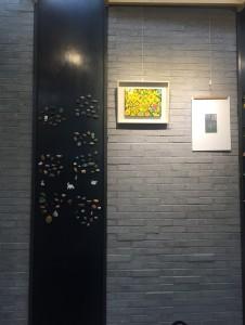 김형기 작가의 돌자석과 그림