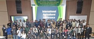 건국대학교 글로벌농업협력센터와 KOICA가 12월 1일 서울 광진구 능동로 교내 법학관 프라임홀에서 2017 KOICA-KU 국제농업컨퍼런스를 개최했다