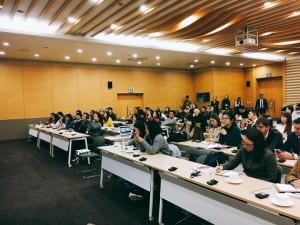 서비스플랜 그룹이 11월 23일 삼성동 코엑스에서 러시아 코스메틱 마켓 컨퍼런스를 개최했다