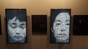 이재형, 박정민 작가의 FACE OF CITY 프로젝트